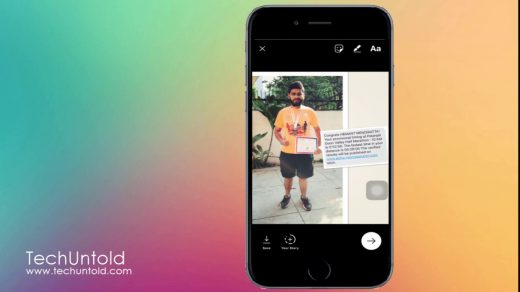 Upload Photos and Videos to Instagram Stories from Gallery or Camera roll -  YouTube