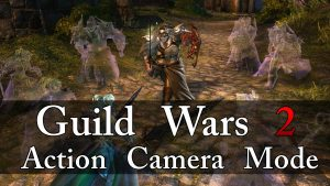 How to Enable GW2 Action Camera - GW2 Action MMO Mode (Guild Wars 2  Gameplay) - YouTube