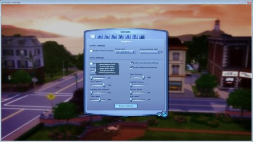 How To Disable Invert Horizontal Camera Rotation In Sims 3 - YouTube