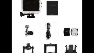 How to use all sorts of accessories of your action camera? - YouTube