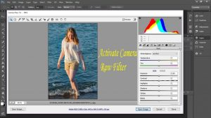 How to Enable Camera Raw Setting in Photoshop Cs6 - YouTube