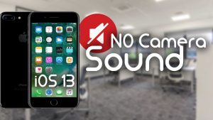 How to turn off iPhone Camera Sound 2019 - iOS 13 - YouTube