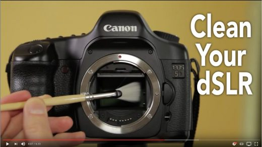 How to Clean Your Digital Camera Sensor: 6 Steps (with Pictures)