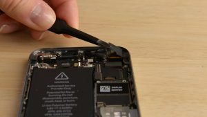 How To: Replace the Rear Camera on your iPhone 5s - YouTube