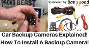Car Backup Cameras Explained: How To Install On Your Car! - YouTube