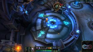 How to lock unlock camera in league of legends - YouTube