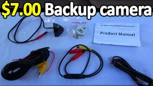 How to Install a BACKUP CAMERA in Your Car ( Do It Yourself guide ) -  YouTube