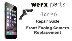 iPhone 6 Front Facing Camera Replacement - YouTube