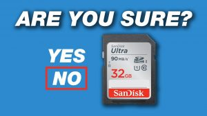 How To Format SD Memory Cards (On Any Camera!) - YouTube