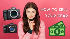 How To Sell Your Used Camera Gear to Make Money For An Upgrade - YouTube