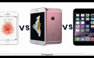 Apple Iphone Se Vs Iphone 6s Vs Iphone 6 What S The - Dokter Andalan