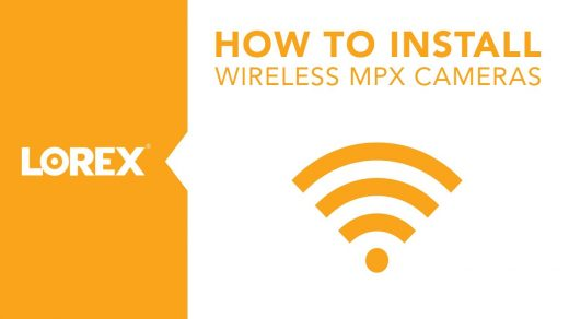 How to Install the LW3211 Wireless Security Camera From Lorex - YouTube