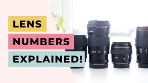 What do the numbers on a camera lens mean? — LIVE SNAP LOVE