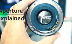 What Is Aperture In Photography Tutorial For Dslr - Dokter Andalan