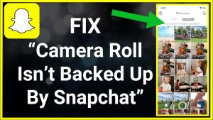 Readers ask: How Backup Camera Roll To Snapchat? - AutoacService
