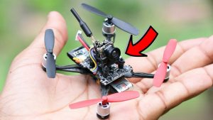 How To Make Drone with Camera At Home ( Quadcopter) - FPV Racing Drone -  YouTube