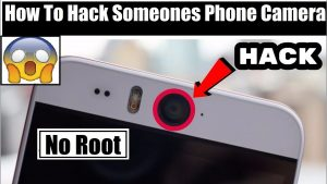 How to Hack Someone's Phone Camera (No Root) - YouTube