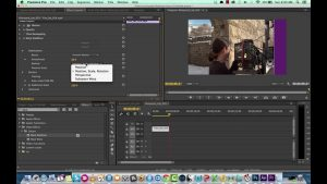 How to remove camera shake with Adobe Premiere Pro CC - Warp Stabilizer -  YouTube