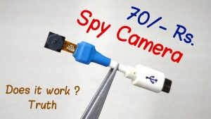 Old mobile to make 70 rs spy camera ? - YouTube