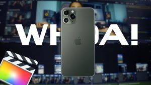 Is the iPhone 11 & FCPX Combo a FiLMiC Pro & LumaFusion Killer? -  DigiProTips