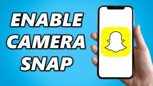 How to Enable Camera on Snapchat Iphone! UPDATED 2021 - YouTube