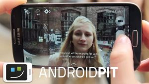 Samsung Galaxy S4 Camera Modes [FEATURES] - YouTube