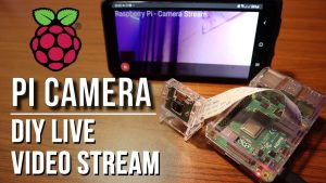 Beginner Project: A Remote Viewing Camera With Raspberry Pi | Make: