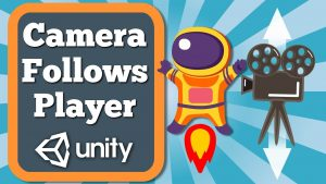 Unity Tutorial How To Make Main Camera Follow The Player In Vertically  Limited Area - YouTube