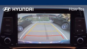 How to Use the Rearview Camera | Hyundai - YouTube