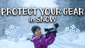 How to protect your camera gear in snow & cold weather - 3 snow photography  tips! - YouTube