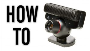 How to Use the PS3 Eye Camera on PC - YouTube