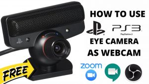 How to use PS3 EYE Camera on Windows 10 for FREE in 2021 - YouTube