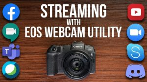 Canon EOS Webcam for Windows – Use your DSLR as a Webcam or Streaming Camera  - YouTube