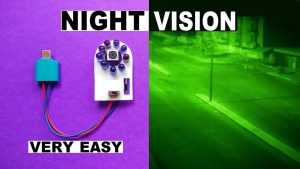How To Make Night Vision Camera By Using Your Old Phone..Mobile Camera  Hacks..Very Easy And Simple.. - YouTube