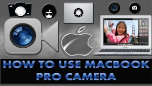 How to use macbook pro camera to take pictures with effects? - YouTube