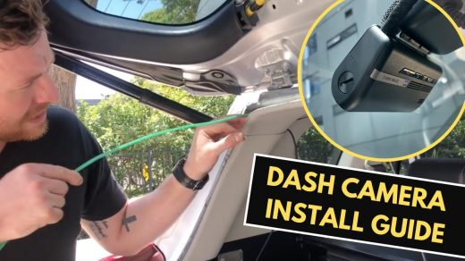 How To Install a Dash Camera, Tips & Tricks on Hardwiring a Thinkware Dash  Camera - YouTube