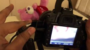 Transfer video and photo (Images) files from Nikon DSLR to laptop or PC -  YouTube