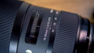 The meaning of numbers on Camera Lens - InitTime