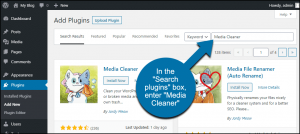 How to Clean the Media Library in WordPress - GreenGeeks