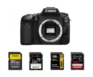Best Memory Card for Canon EOS 90D – Canon Rumors CO
