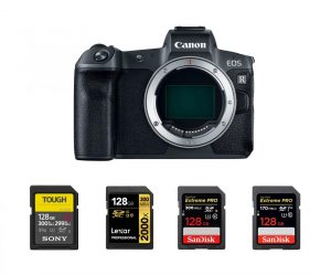 Best Memory Cards for Canon EOS R – Canon Rumors CO