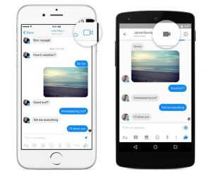 How to use the great video calling feature that was just added to Facebook  Messenger – BGR