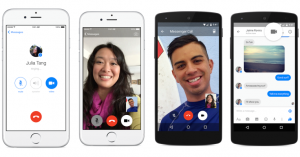 Facebook Messenger Launches Free VOIP Video Calls Over Cellular And Wi-Fi    TechCrunch