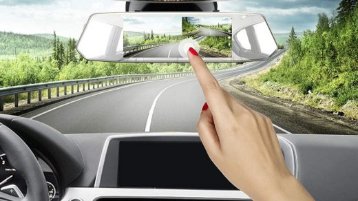 The Best Mirror Dash Cams Let You Keep Extra Eyes On The Road | SPY