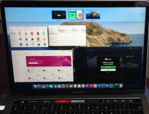 The turn of the Mac: switching from PC to an Apple MacBook