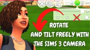 How to use the sims 3 camera in the sims 4 to rotate freely.//  PlayLogicalSims - YouTube