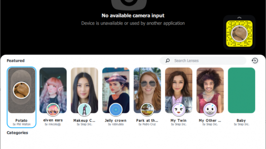 Snap Camera not working? Here are 21 ways to fix that
