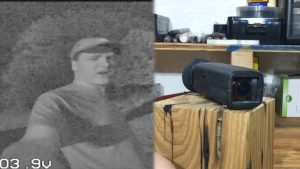 Highly Sensitive Camera Makes A Great Night Vision Scope | Hackaday