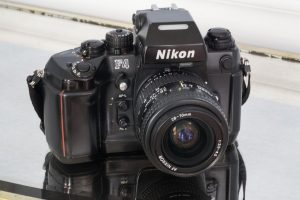 Nikon F4 – Nikon's last conventional Pro camera – CamerAgX – a new life for  old gear
