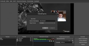 Using your OBS output as input for your webcam in Debian - jsmanrique.es